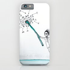 Dandelion  Slim Case iPhone 6s