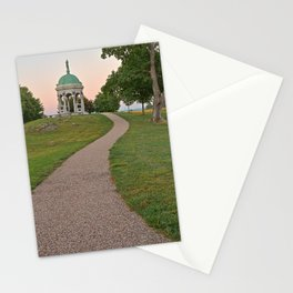 Antietam Twilight Stationery Cards