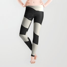 Abstract Plant 2 Leggings