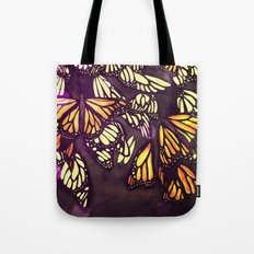 The Monarch (variation) Tote Bag