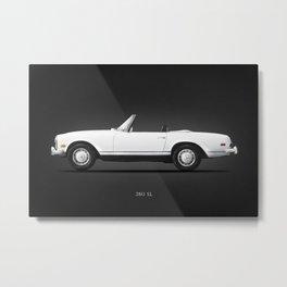 The 280 SL Metal Print