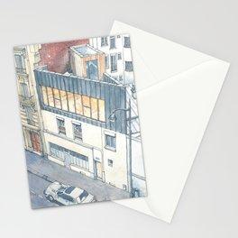 Saganaki House Stationery Cards