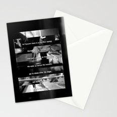 That´s how it goes. Stationery Cards