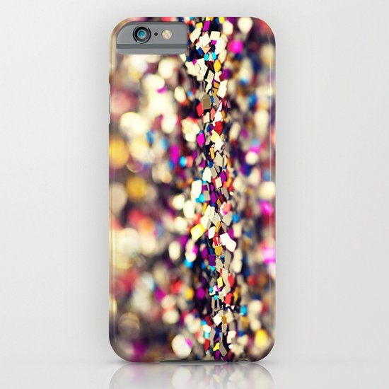 Rainbow Sprinkles - an abstract photograph iPhone & iPod Case