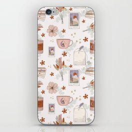 fall fun iPhone Skin