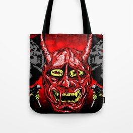 THEY NEVER DIE Tote Bag