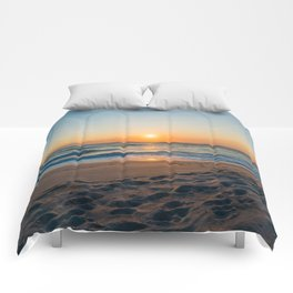 Canaveral Sunrise Comforters