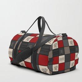 Beauty , love , life Duffle Bag