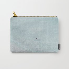 beach - the swimmer Carry-All Pouch
