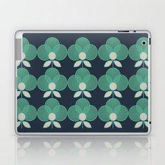 MCM Trois en Aqua Laptop & iPad Skin