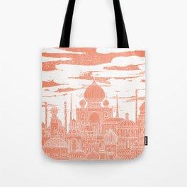 Venus Celestial City Tote Bag