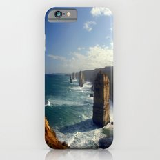 Rock Stacks & Gigantic Mainland Cliffs iPhone 6s Slim Case
