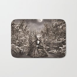 Game of Bones Bath Mat
