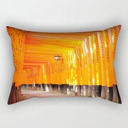FUSHIMI INARI SHRINE Rectangular Pillow