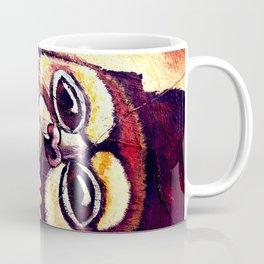 Wild Monkey Painting Coffee Mug