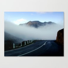 Road to Heaven Canvas Print