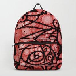 Scarred Rose Backpack