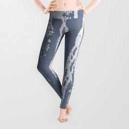 Scratched Paint Leggings