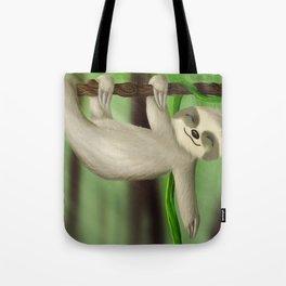 Just slothin' Tote Bag
