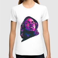 kendrick lamar T-shirts featuring KENDRICK LAMAR : NEXTGEN RAPPERS by mergedvisible