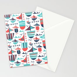 Set Sail Stationery Cards