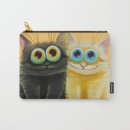 two friends Carry-All Pouch