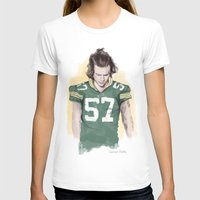 coconutwishes T-shirts featuring Harry is Packers AF by Coconut Wishes
