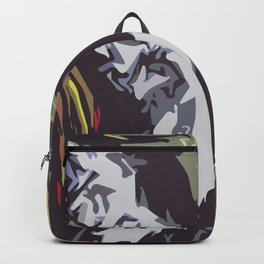 Face in the dark (2012) Backpack