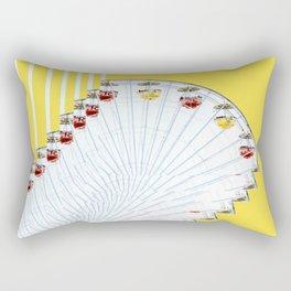 ferry me wheel Rectangular Pillow