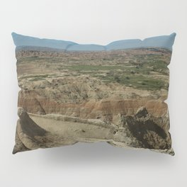Amazing Badlands Overview Pillow Sham