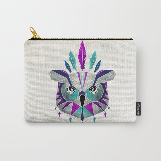 owl king Carry-All Pouch