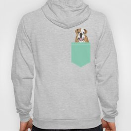 Roscoe - English bulldog dog dogs pet pets gifts for dog person dog people  Hoody