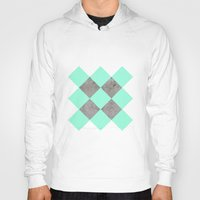 concrete Hoodies featuring Sea on Concrete by cafelab