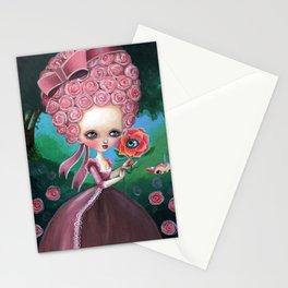 Rose Marie Antoinette Stationery Cards