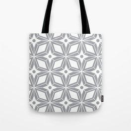 Starburst - Grey Tote Bag
