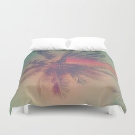 NEON SUMMER Duvet Cover