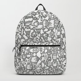 Find the Aquarium Backpack