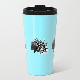 Crested Porcupine Travel Mug