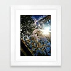 Manoa Sky Framed Art Print