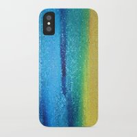 turquoise iPhone & iPod Cases featuring Turquoise by Ellie Rose Flynn