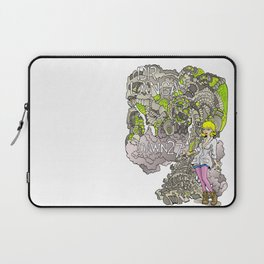 Dr. Langa's Laboratory: Ms.Elaine Laptop Sleeve