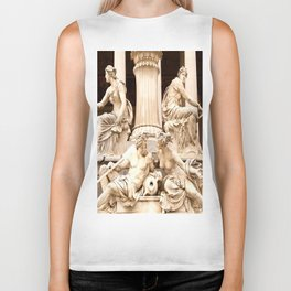 Beautiful Sculptures #decor #society6 Biker Tank