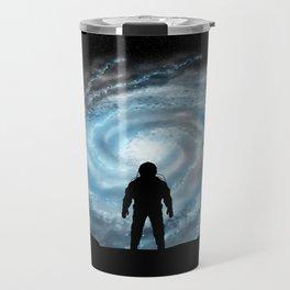 Alien Shores Travel Mug
