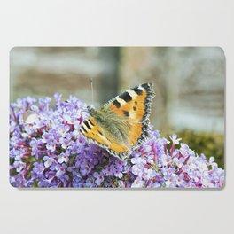 Butterfly IX Cutting Board