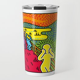 Screaming Travel Mug