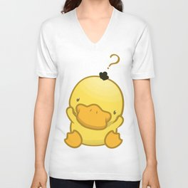 Quack? Unisex V-Neck
