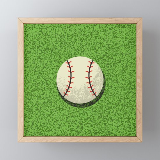 Baseball Ball by amerkaricdesign