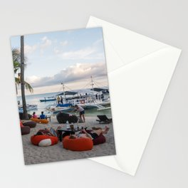 Malapascua Island, Cebu, Philippines Stationery Cards