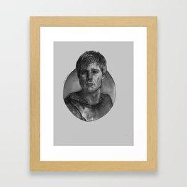 Arthur Pendragon Framed Art Print