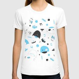 Hannukats White T-shirt